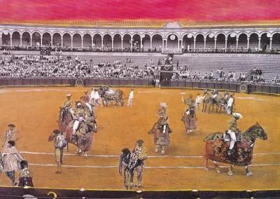 Paseíllo, Sevilla 1989