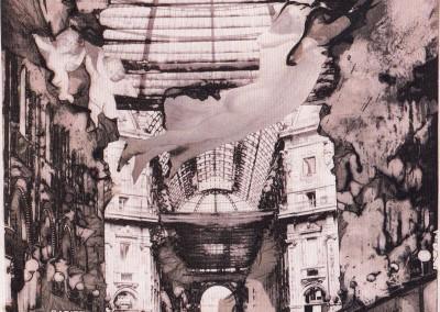 Retrato de Kant en Milan, Milan  1987