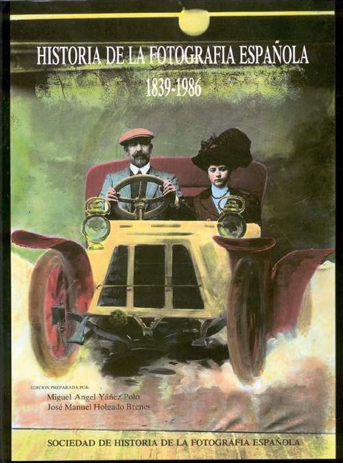 4 de junio de 1986: Publicación de la obra Historia de la Fotografía Española