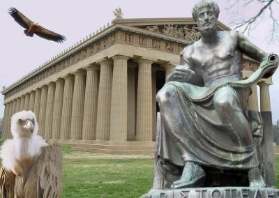 Aristóteles y los buitres