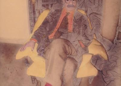 Retrato de Ernesto Sábato, 1981