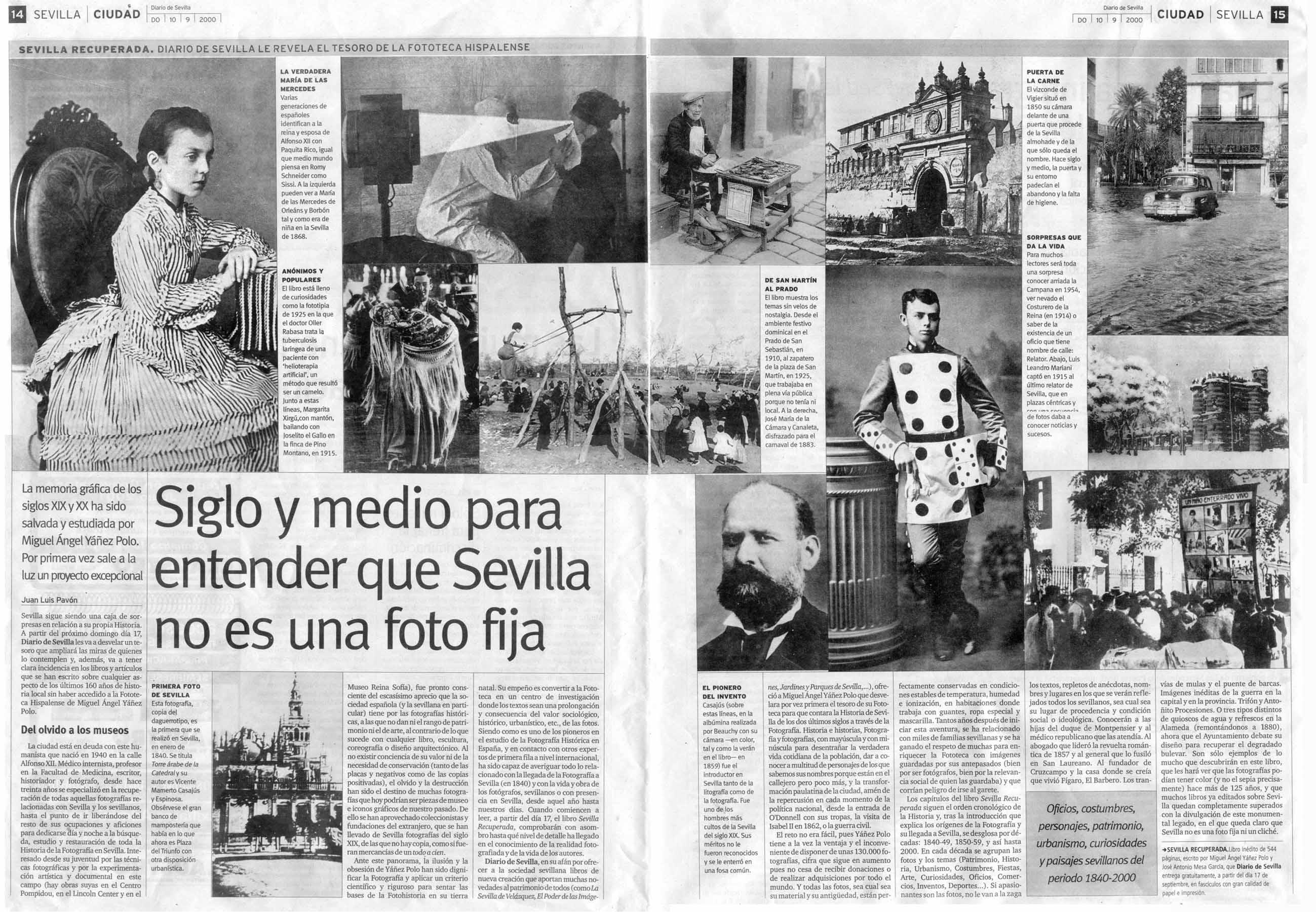 Diario de Sevilla (Introducción)